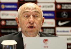 TFF Başkanı Nihat Özdemirden maç yayınları açıklaması