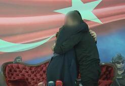 Son dakika Suriyede PYD/YPGden kaçtı, İstanbulda ailesiyle buluştu