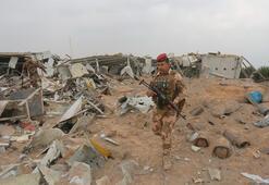 Son dakika... Irakta ABD askerlerine füzeli saldırı