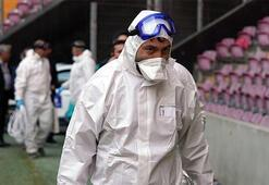 Türk Telekom Stadı corona virüse karşı dezenfekte edildi