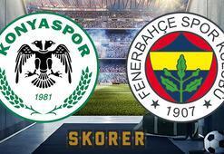 Konyaspor Fenerbahçe maçı ne zaman FB maçı saat kaçta, hangi kanalda Şifresiz mi