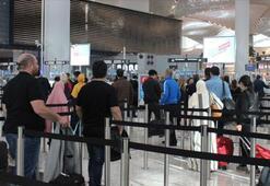 Son dakika | Yurt dışındaki Türk vatandaşlar salı gününe kadar dönebilecek