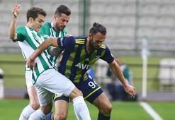 Konyaspor - Fenerbahçe: 1-0