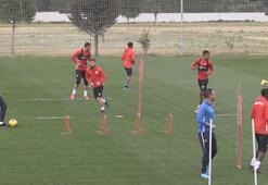 Antalyaspor, Sivasspor maçı hazırlıklarını sürdürdü