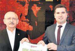 Kılıçdaroğlu'ndan Edremit'e kutlama
