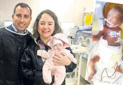 'Erken doğum yapan anne umutsuz olmasın'