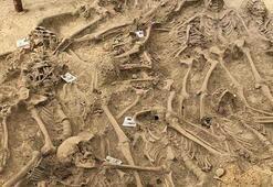 Tam 108 yıl sonra 30 şehidin mezarı bulundu