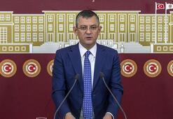 CHPli Özel açıkladı: İptal ettik