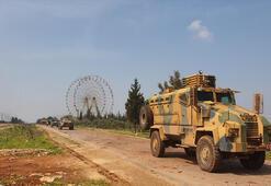 İdlibde Türk-Rus ortak devriyesi başladı