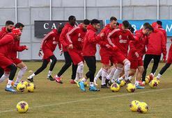 Sivassporda Antalyaspor maçı öncesi eksikler can sıkıyor