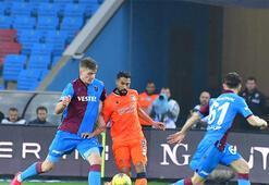 Trabzonspor-Medipol Başakşehir: 1-1