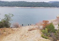 Somada baraj gölünde kesik insan kolu bulundu
