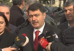 Ankara Valisi Şahin: Semptom şüphesi arz eden hastalarımızın sayısı 5tir