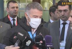 Ahmet Ağaoğlu: Hala konuşmaya devam ediyorsak bir şeyler sıkıntılı demektir