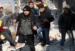 ABD, İngiltere, Almanya ve Fransadan ortak Suriye açıklaması
