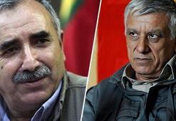 PKK elebaşları Karayılan ve Bayıkın korumalığını da yapan 2 terörist yakalandı
