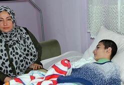 Engelli çocuğun bacağını kırıp, eve gönderdi Tepki çeken ceza