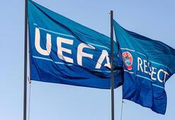 UEFA acil koduyla toplanıyor