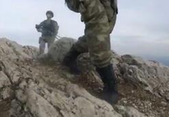 Terör örgütünde kaçışlar sürüyor 2 PKKlı daha teslim oldu