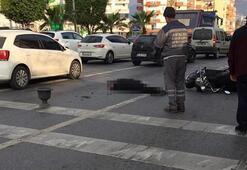 Alanya'da feci kaza: 1 ölü