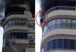 Yangında düşen kadının ölümüyle ilgili itfaiye amiri açığa alındı