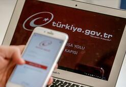 Corana virüs riskine karşı 5 bini aşkın hizmet e-Devletten alınabilir