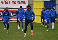 MKE Ankaragücü, Gaziantep FK maçı hazırlıklarını sürdürdü