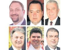 Egeli başkanlar başarıda ilk 10'da