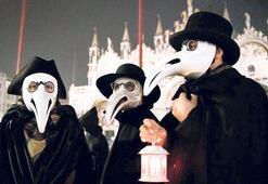 Gagalı maskeler vebayla savaştı
