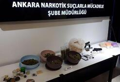 Ankarada uyuşturucu operasyonu: 31 tutuklama
