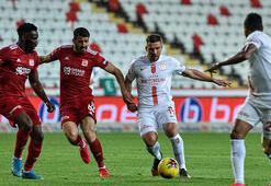 Antalyaspor, yenilmezlik serisini 8 maça çıkardı