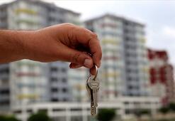 Kredili konut satışında 2 ayda 2019un ilk yarısı aşıldı