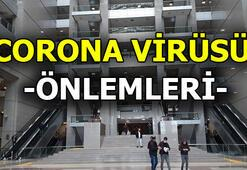 Corona virüsünden dolayı nereler kapandı Düğün salonları, camiler, AVMler açık mı