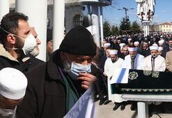 Son dakika Abdullah Ustaosmanoğlu son yolculuğuna uğurlandı...