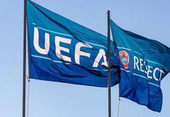 UEFA, Kopenhagdaki otel rezervasyonlarını iptal etti