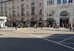 Londra hayalet kente döndü