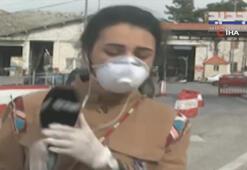 Lübnanlı muhabir canlı yayında bayıldı