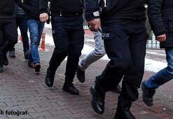 Adıyamanda terör operasyonu 6 kişi tutuklandı