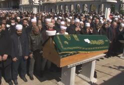 Abdullah Ustaosmanoğlu son yolculuğuna uğurlandı