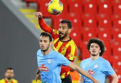 Göztepe-Çaykur Rizespor: 2-0