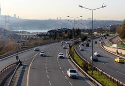 İstanbul trafiğine corona virüs etkisi