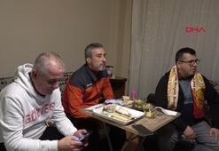 Göztepe taraftarı corona virüs nedeniyle maçı evde izledi
