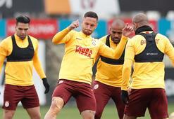 Galatasarayda antrenman iptal edildi
