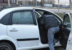 Durdurulan araçtaki kadının iç çamaşırından eroin çıktı