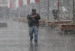 İstanbula çok yakın Kar yağışı etkili oluyor