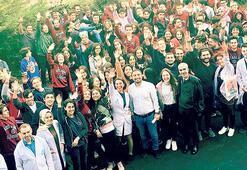 Sosyal medyadan öğrenciye destek