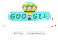 İlkbahar mevsimi ne zaman başlayacak Googledan İlkbahar mevsimine özel doodle