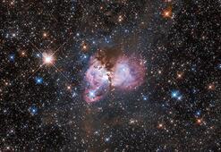 Hubble Uzay Teleskobu dev yıldızların doğumunu görüntüledi