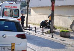 Ümraniye'de dehşet Kadına kurşun yağdırıp intihar etti
