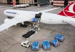 Turkish Cargo koronavirüs nedeniyle sefer sayılarını artırıyor